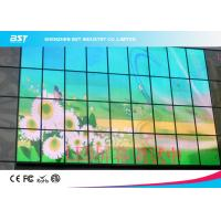 Waterproof P20 Transparent Led Wall Screen Display For Mobile Media And Concert Manufactures