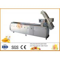 SS304 Pineapple Jam Processing Machine Line Stainless Steel Material Manufactures