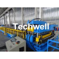 Galvanized Steel Sheet Double Layer Roof Panel Roll Forming Machine for Two Roof Wall Panel Profiles Manufactures