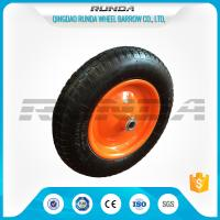 """13"""" Light Duty Pneumatic Dolly Wheels 3.25/3.00-816mm Axle Hole Centered Hub TUV Manufactures"""