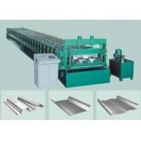 Buy cheap Hydraulic Glazed Tile Roll Forming Machine For Making Color Steel Floor Deck from wholesalers