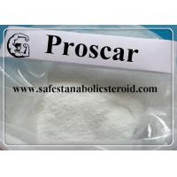 Proscar hair loss treatment Raw Steroid Powders hormone Finasteride CAS 98319-26-7 Manufactures