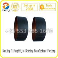 Quality DU Oilless Bearing Bushing Ptfe Piston Rings , Car Shock Absorber for sale