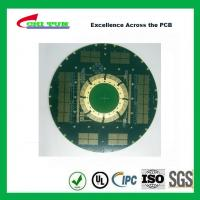 Quality Designing Pcb Boards Custom Circuit Board 18L 4.5MM 8MIL IMMERSION GOLD for sale