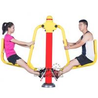 China good quality cheap manufacturer of Outdoor Fitness Equipment leg press Manufactures