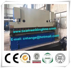 Buy cheap High Tech Steel Plate Bending Machine , Hydraulic Sheet Metal Brake Bending For 160T from wholesalers