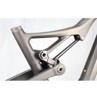 Quality Full Suspension Carbon MTB Frame BB92 For All Mountain Bike 27.5ER / 650B for sale