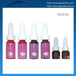 Permanent Makeup Tattoo Pigment&Ink Manufactures