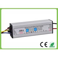 China Stable 1.5A Constant Current Waterproof Led Power Supply 50w Led Flood Light Driver on sale