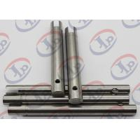 CNC Machining Metal Milling Parts 10*88mm Stainless Steel Rod with A Groove Manufactures
