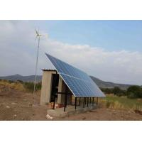 Professional Quiet Personal Wind Power Generator 1.5KW 48V 110V For University Manufactures