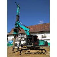 Restructured Excavator Rotary Piling Rig , 24m Max Pile Depth KR50A Manufactures
