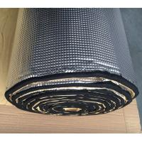 Motor Vehicle Soundproofing Butyl Sealant Tape 2Mm Thickness Eco - Friendly Materials Manufactures