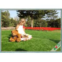6800 Dtex Easy Care Pet Artificial Turf Grass Carpet For Balcony Banquet / Pet Manufactures
