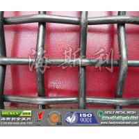crimped wire mesh with hook, Mining crimped wire mesh, heavy duty crimped wire mesh Manufactures