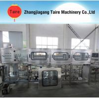 5 gallon water filling machine production line/5 gallon filling machine Manufactures