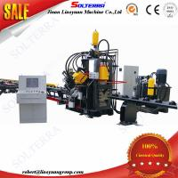 China Hot Selling CNC Angle Line Punching Marking Shearing Machine Made in China on sale