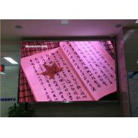Quality Seamless Led Video wall Indoor P2.6 Lightweight Screen System with Nova for sale