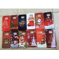 Christmas PC hard back Case Cover Santa Claus Cases For iphone 6 plus 5S 4S