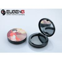 Beautiful 3D Printing Empty Compact Powder Case With Double Layers Manufactures