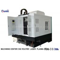 Quality Computer Numerical Control 3 Axis Milling Machine For Finish Machining for sale