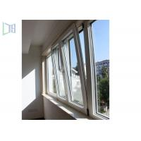 Quality Heat Resistant Aluminium Frame Glass Window , Soundproof House Aluminum Windows for sale