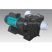Plastic 3 Hp Variable Speed Pool Pump , Swimming Pool Pumps 2.2L Strainer Manufactures