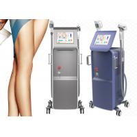 600w Permanent Hair Removal Equipment , Salon Laser Hair Removal System No Pain Manufactures