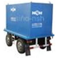 China Sino-nsh insulation oil purifier plant oil purification plant on sale