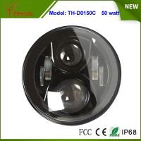 7 inch 50W LED Headlight with DRL High beam/low beam for Jeep Wrangle,Hummer, Camaro FJ Manufactures