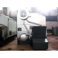 High Efficiency Wood Coal Fired Steam Boiler 10 Ton For Chemical Industrial Manufactures