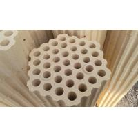 Customrized Size Silica Refractory Bricks Checker 96% Above for Hot Air Furnace Manufactures