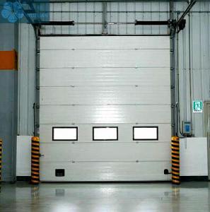 0.5m/S  40 Mm Industrial Overhead Door For Cold Room Manufactures