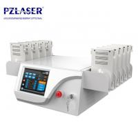 Smooth Fatigue Diode Lipo Laser Slimming Machine Accelerate Body Metabolism Manufactures