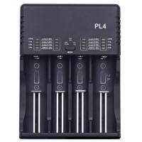 Buy cheap Lithium LCD Battery Charger Fast Spped LiFePO4 NIMH NICAD 4 Slots ABS Material from wholesalers