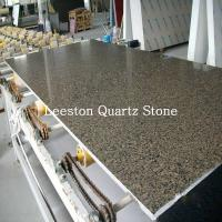 Quality Scratch resistant wall paneling quartz reconstituted stone for sale