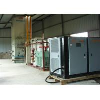 Skid Mounted Liquid Air Separation Eqipment / Cryogenic Oxygen Production Plant Manufactures