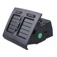 OEM Auto Injection Mold Black Rear Air Conditioning / Center Armrest Air Vent Assembly Accessories Manufactures