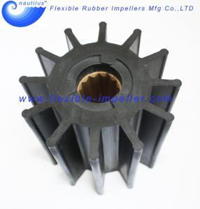 Water Pump Flexible Rubber Impeller Replace Johnson Impeller 09-814B for Johnson F9 water pump Manufactures
