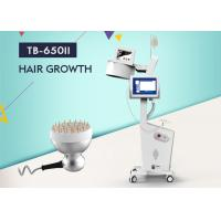 Quality 650 / 808nm Diode Laser Hair Loss Therapy with LCD Screen Laser Hair Regrowth Machine for sale