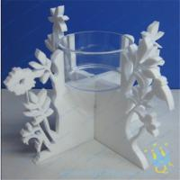 CH (20) Acrylic taper candle holder Manufactures