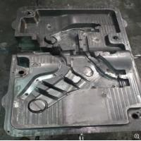 Fine Finish Aluminium Die Casting Mould Heat Treatment Surface 500000-1000000 Shots Manufactures