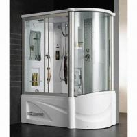 Steam Shower Room with 5mm Toughened Glass Manufactures
