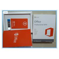 Quality Microsoft Windows Software / Microsoft Office 2016 Pro Plus For 1 Windows/PC Life Time for sale
