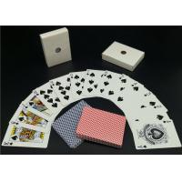 Germany Black Core Casino Playing Cards Printed Personalised Deck of Playing Cards Manufactures