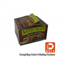 Quality Durable Square Custom Printed Packaging Boxes , Ivory Board Food Packaging Boxes for sale