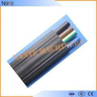 300V / 500V 4 x 35 Flexible PVC Flat Conductor Cable For Crane Manufactures