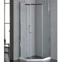 China NEO semi frameless custom glass shower door,shower enclosure,enclosed shower cubicles on sale