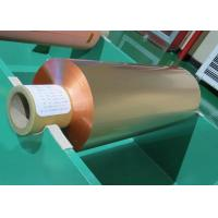 99.95% Purity Red Treated RA Rolled Copper Foil 18um 35um For FPC Manufactures