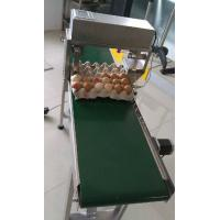 KP-17A egg printing machine Manufactures